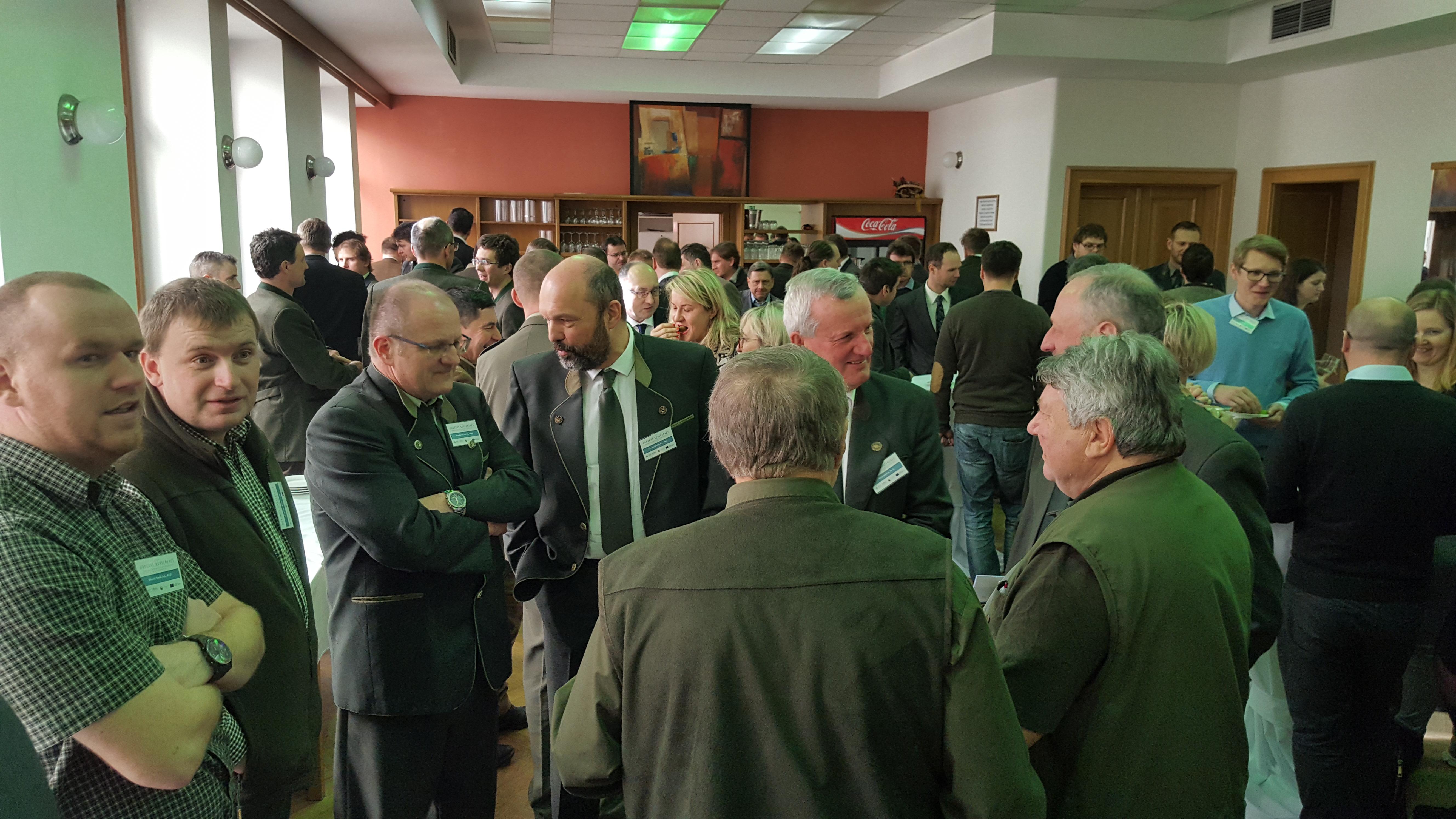 Fotky z 5. ročníku rybářské konference v Besedě
